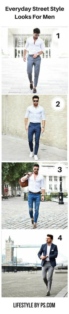 #Street #Style Looks For Men #mens #fashion http://www.buzzblend.com