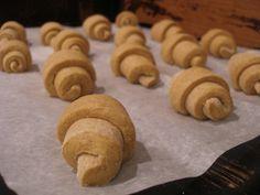 Sweet Potato Crescent Rolls