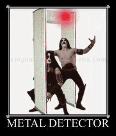 mjetal detektor
