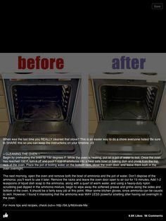 You sit on a throne of LIES!!! I tried this. My arm almost fell off. Then I went to the store and bought chemical laden oven cleaner. And now my oven is clean.