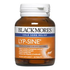 Blackmores Lyp-Sine 30 tablets