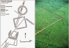 Amazzonia, scoperte tracce di una civiltà perduta. Un gruppo di archeologi ha compiuto una straordinaria scoperta nel cuore dell'Amazzonia: i perimetri di centinaia di monumenti geometrici lasciati da una civiltà sconosciuta sorta prima che sorgesse l'attuale foresta pluviale.
