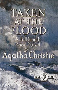 "Agatha Christie: ""The coroner said graciously: 'I have heard of you, Mr. Poirot' and Poirot made an unsuccessful attempt to look modest."""