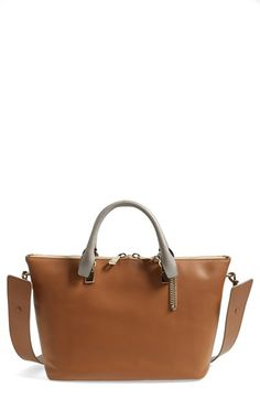 clohe handbags - Voyage Soft Leather Shoulder Bag | Soft Leather, Leather Shoulder ...