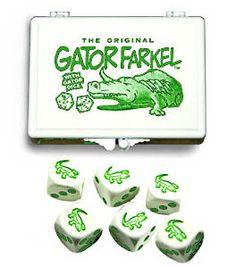 Gator Farkel Dice Game