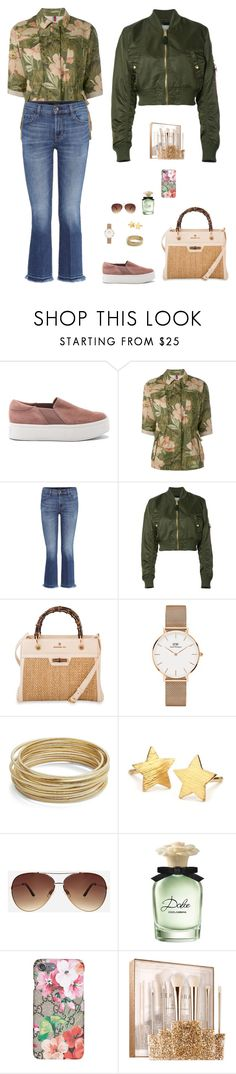 """flat"" by candynena228 ❤ liked on Polyvore featuring Vince, Moncler, J Brand, Alpha Industries, Spartina 449, Daniel Wellington, Design Lab, Pernille Corydon, Ashley Stewart and Dolce&Gabbana"