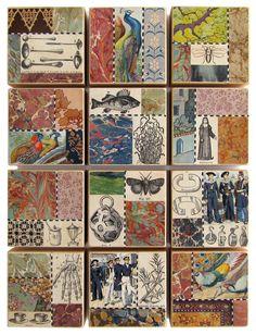 Suzanna Scott: February Art Blocks