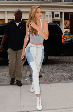 Gigi Hadid // another fine member of the trio