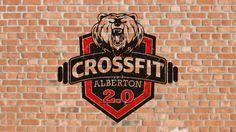 Sand Design Studio | CrossFit Alberton 2.0 Crossfit, Logo Design, Studio, Studios