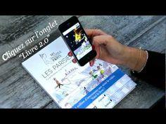 Interactive book extraordinaire! My Little Paris lance le premier livre 2.0