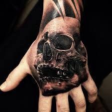 skull tattoo - Google Search