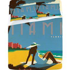 Anderson Design Group 'Miami' Sheet Set