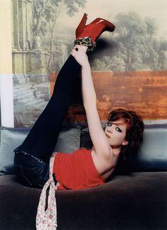 Shirley Manson !!!