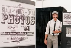 Great Idea-photo booth