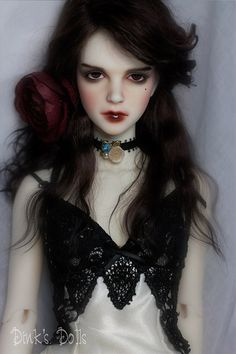 custom Iplehouse bjd - stunning ...2011_05_20_Eva_02 by SDink, via Flickr