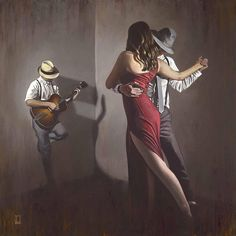 The passion - Argentinian Tango Tango Dancers, Ballet Dancers, Blunt Art, Dance Photography Poses, Couple Painting, Swing Dancing, Slow Dance, Night Couple, Salsa Dancing