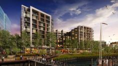 MRP Realty, Florida Rock Properties Break Ground on Phase One of Capitol Riverfront