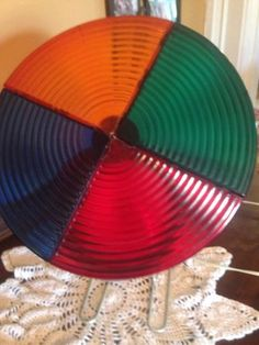 Vintage aluminum christmas tree #rotating #color wheel light works #holiday decor,  View more on the LINK: http://www.zeppy.io/product/gb/2/291823575430/