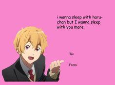 96 Best Anime Valentine Card Images Valentine Cards Valentines