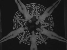 Ceremonial Magick: Human #pentacle.