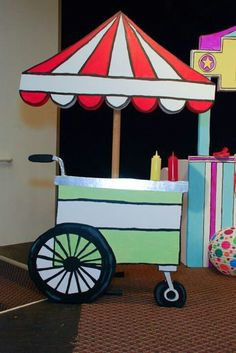 Circus Birthday Party Ideas Kids - Castle Random