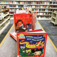 We have Chinese New Year picture books!