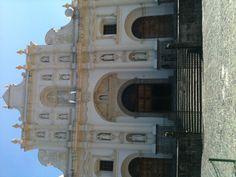 Catholic Church in Antigua, Guatemala.