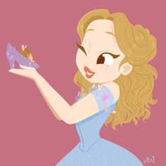 Ella [feat. Jaq] (Drawing by JammyJimJams @Instagram) #Cinderella