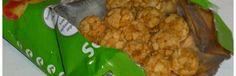 Food2Smile Crunchies Appel Food2Smile Crunchies Appel Bramen zuur smaak recensie review knapperige bolletjes verantwoord tussendoortje webshop PLUS supermarkten lactosevrij glutenvrij geschikt voor vegetariërs wennen product assortiment