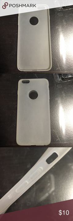 iPhone 6plus skin case Very form fitting so it doesn't bulk to your phone. Accessories Phone Cases
