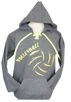 This extra soft 10 oz / 100% polyester with brushed lining is a must in the volleyball wardrobe. This sweatshirt is pre-shrunk and is a unisex cut so it runs bi