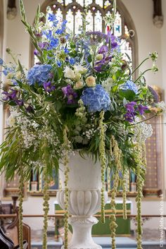 Church Wedding Flowers, Aisle Flowers, Wedding Bouquets, Wedding Aisles, Wedding Day, Olive Branch Wedding, Country House Wedding Venues, London Bride, Flower Designs