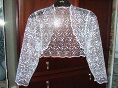 bolero sewing patterns free - Google Search