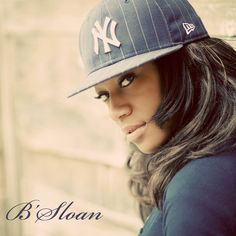 Check out B'Sloan on facebook and follow her on twitter! CONTEMPORARY/CHRISTIAN/GOSPEL/RAP ARTIST
