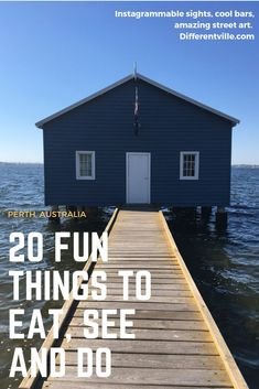 Just some of my 20 fun things to do in Perth. Perth Australia, Western Australia, Australia Travel, Amazing Street Art, Best Street Art, Stuff To Do, Things To Do, Singapore Travel, Cool Bars