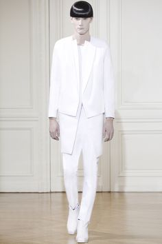 Rad Hourani SS 2013 Haute Couture. #Fashion
