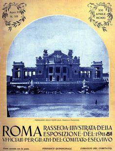 Museo Nazionale delle Arti e Tradizioni Popolari - Rassegna Illustrata dell'Esposizione 1911