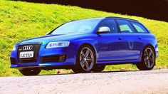 Quintessential German Cars: Audi RS6 Avant (from Jalopnik.com)