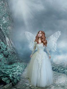 White Light snow fairy Group Board