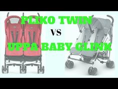 UPPA BABY GLINK VS PEG PEREGO PLIKO MINI TWIN REVIEW|Family Encore - YouTube