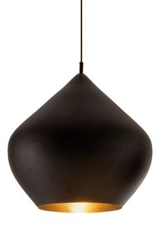 Heal's | Beat Stout Large Pendant Light by Tom Dixon - Pendants - Pendants & Chandeliers - Lighting