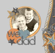 www.heritagemakers.com/609363 We Love Dad: Father's Day Storybook