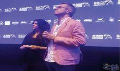 """هادي زكاك يؤكد أن الفيلم الوثائقي أكبر…: عُرض الفيلم الوثائقي """"يا عمري"""" للمخرج اللبناني هادي زكاك، الذي يحل ضيفاً على الدورة الـ13 من…"""