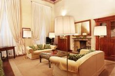 Palazzo Medici, via dei Serragli - Property for rent in Florence - Windows on Italy