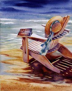 Seaside by Kathleen Denis
