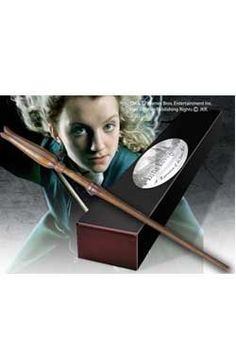 noble collection harry potter rplique baguette de luna lovegood dition personn