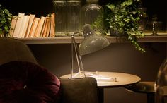 Diana desk lamp is a happy decorative lamp, ideal for side tables and office… | Visit and subscribe delightfull.eu/blog/ for the most inspiring images