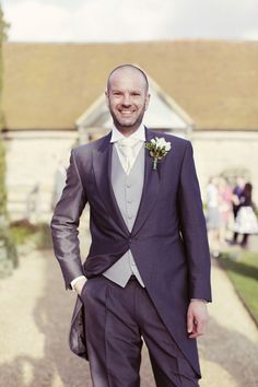 Snippets, Whispers & Ribbons - Groom's Attire Inspiration