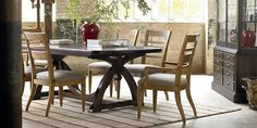 Reinventions Dining Room Furniture by Thomasville Furniture