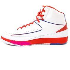 cheap for discount f50a5 62432 Jordan Shoes Air Joran 2 Rip City Richard Hamilton White Red  Air Joran 2 -  Air Joran 2 Rip City Richard Hamilton White Red presents us a alternative  red ...
